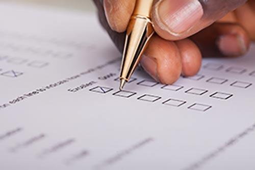 Ambiguous-Questionnaire